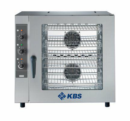 KBS Elektro Konvektionsofen, 7xGN 1/1, 400V, 830x637x760mm-Gastro-Germany