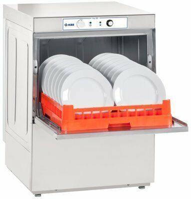 KBS Geschirrspülmaschine Easy Line 500, 2 Spülprogramme, Ablaufpumpe-Gastro-Germany