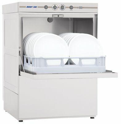 KBS Geschirrspülmaschine Ready 505, Ablaufpumpe mit Wasserenthärter-Gastro-Germany