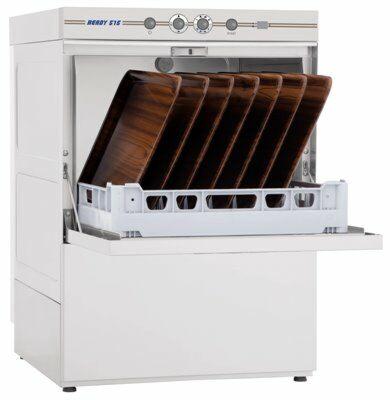 KBS Geschirrspülmaschine Ready 515, Ablaufpumpe mit Wasserenthärter-Gastro-Germany