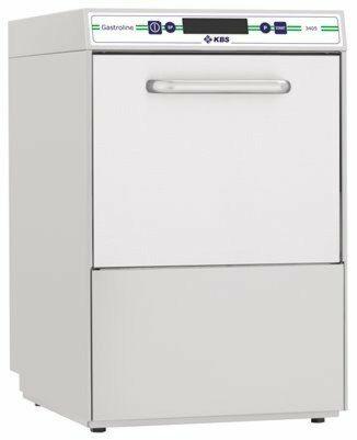 KBS Gläserspülmaschine Gastroline 3405,  Ablaufpumpe mit Wasserenthärter-Gastro-Germany
