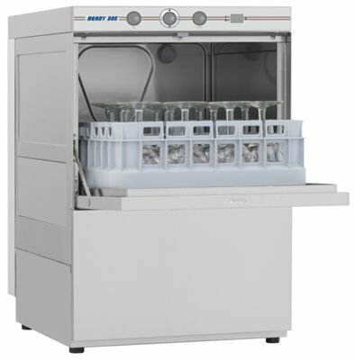 KBS Gläserspülmaschine Ready 305 mit 2 Spülprogramme-Gastro-Germany