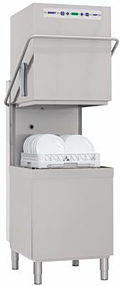 KBS Haubenspülmaschine Ready 1604, mit Ablaufpumpe-Gastro-Germany