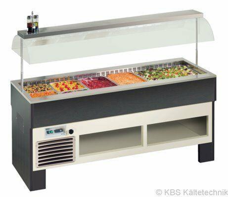Salatbar, Frühstücks- und Dessertbuffet Proxima 6 M-Gastro-Germany
