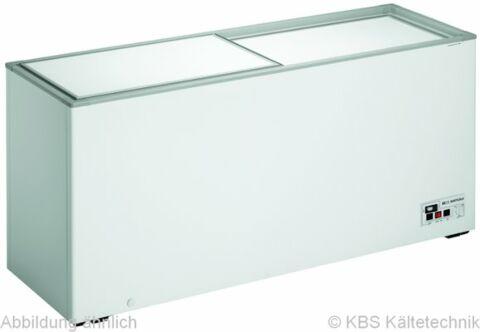 Tiefkühltruhe mit geschäumten Schiebedeckel TKT 210-Gastro-Germany