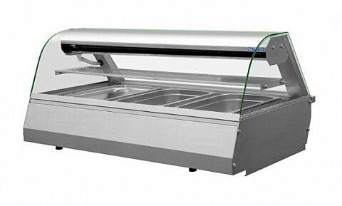 IGLOO Kühltheke WIKTORIA 2/1.0, 825x770x610mm-Gastro-Germany