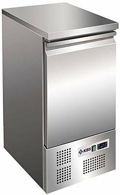 Kühltisch KTM 105, 438x700x875 mm EEK B-Gastro-Germany