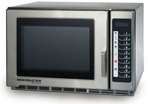 MENUMASTER Profi Mikrowelle RFS 518TS, 1800 Watt, 34 Liter-Gastro-Germany