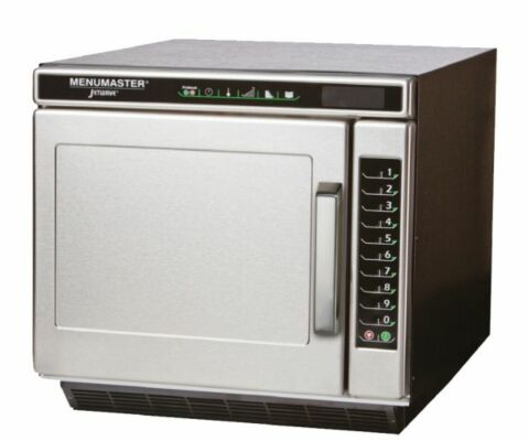 NordCap Konvektionsofen Mikrowellenofen JET 514V High Speed 1400W Mikrowelle, 2700W-Gastro-Germany