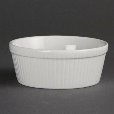 Olympia Auflaufform 5,5 x 13,4cm (6 Stück)-Gastro-Germany