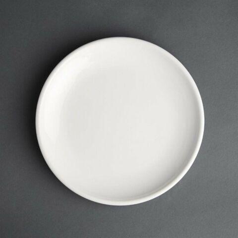 Olympia Café Coupeteller weiß, 20cm (12 Stück)-Gastro-Germany