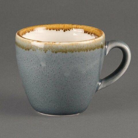 Olympia Kiln Espresso Tasse Ocean 85ml (6 Stück)-Gastro-Germany