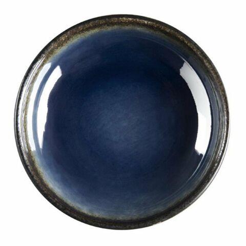 Olympia Nomi runde Dipschalen blau-schwarz 9,5cm (12 Stück)-Gastro-Germany