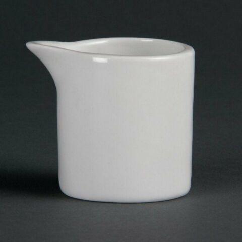 Olympia Whiteware Milchkännchen 6cl (6 Stück)-Gastro-Germany