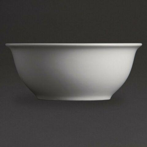 Olympia Whiteware Salatschüssel 23,5cm (6 Stück)-Gastro-Germany