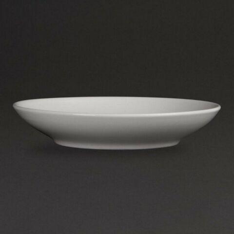 Olympia Whiteware tiefe Teller 26cm (6 Stück)-Gastro-Germany