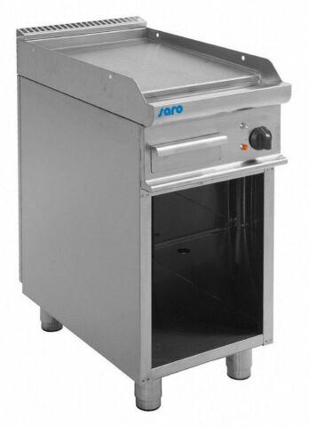 SARO Elektro-Griddleplatte mit offenem Unterbau E7/KTE1BAL -Gastro-Germany