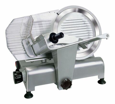 Aufschnittmaschine Paris Ø 300 mm, 230 W-Gastro-Germany