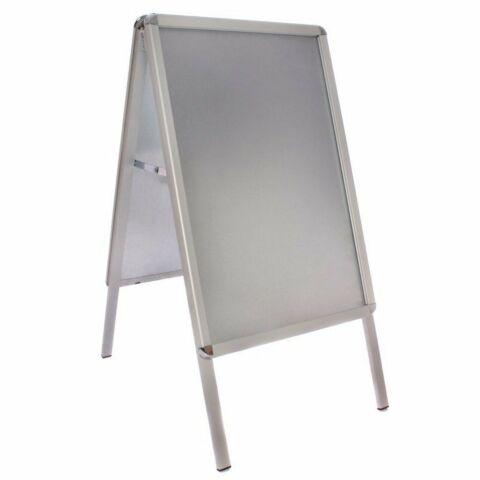 Kundenstopper Plakatständer Aluminium A2-Gastro-Germany
