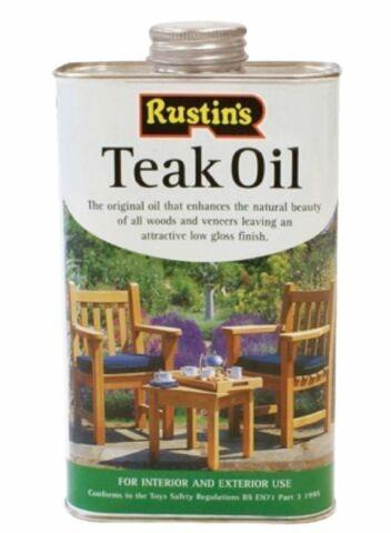 Rustin`s Teaköl 1L-Gastro-Germany