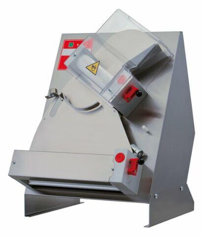 Teigausrollmaschine für Ø Pizza 14-29 cm