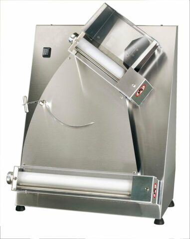 Teigausrollmaschine für Ø Pizza: 26-40 cm