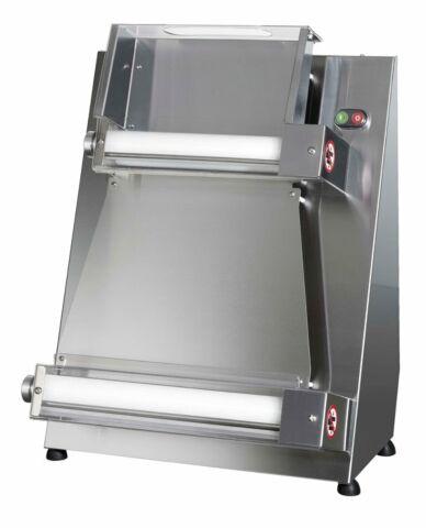 Teigausrollmaschine für Ø Pizza: 26-40 cm, runde/eckige Bleche-Gastro-Germany
