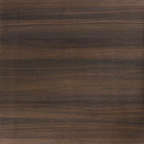 ONESSO Slim Tischplatte Mocha Oak rund mit ø-70 cm