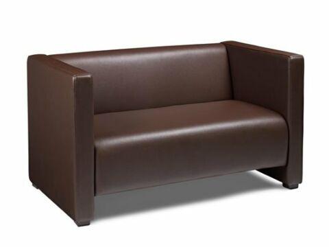 Lounge Bank Reka 125x70 cm, braun-Gastro-Germany