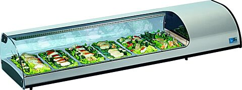 Sushi 10 GN 1/3 Belegstation-Gastro-Germany