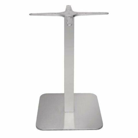Tischgestell PRIMERO Edelstahl für Tischplatten bis Ø80cm-Gastro-Germany