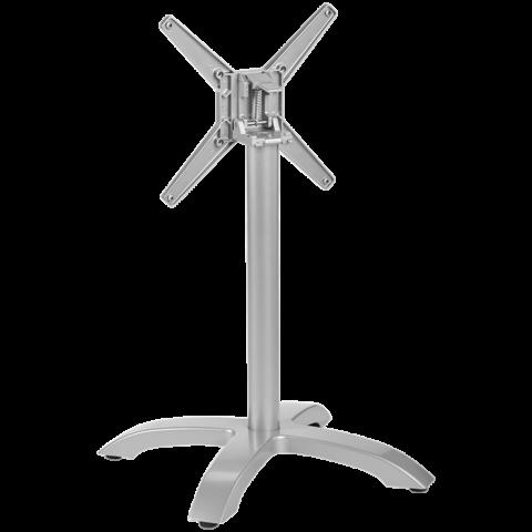 Tischgestell Nina für Platten bis 80x80 cm