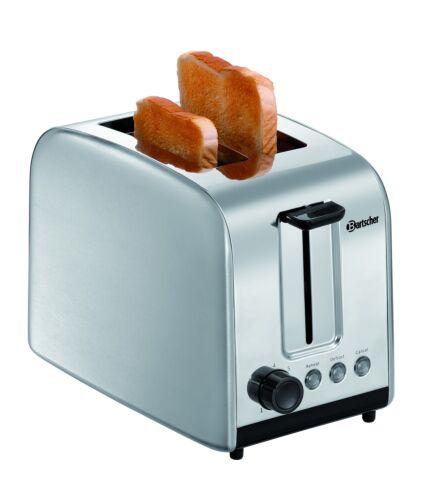 Bartscher 2 Scheiben Toaster TSBR20