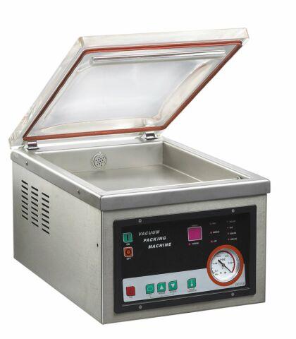 Gastro Vakuumiergerät für glatte Beutel 10 m³/h-Gastro-Germany