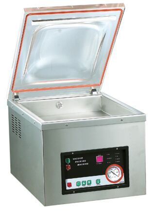 Gastro Vakuumiergerät VAC 350 M für glatte Beutel 20 m³/h-Gastro-Germany