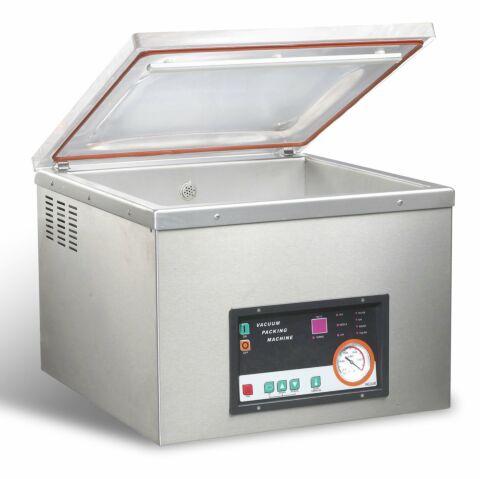 Gastro Vakuumiergerät für glatte Beutel 20 m³/h-Gastro-Germany