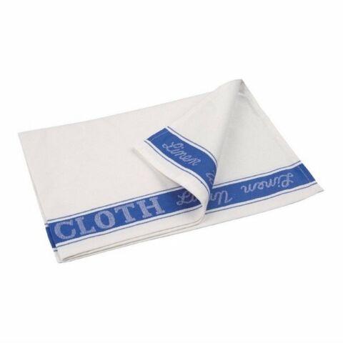 Vogue Gläsertuch blau 50,8 x 76,2cm-Gastro-Germany