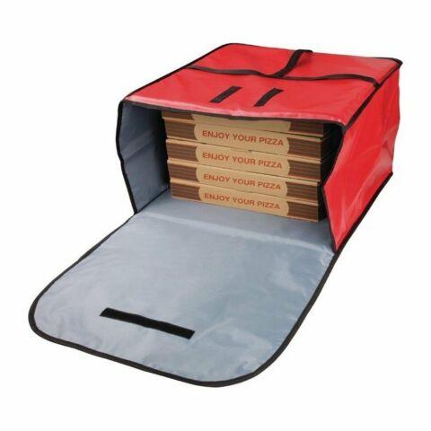Vogue Pizzatasche groß, 51x51x30,5cm-Gastro-Germany