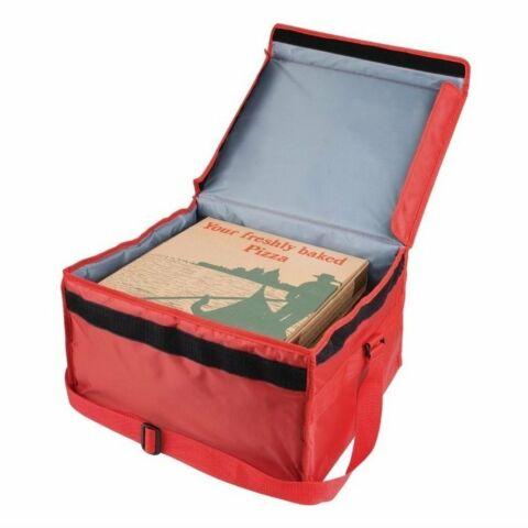Vogue Pizzatasche Transporttasche, 35x25x42cm-Gastro-Germany