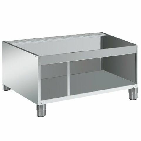 Edelstahl Untergestell offen für Kochgeräte Serie 700, Breite 1200mm