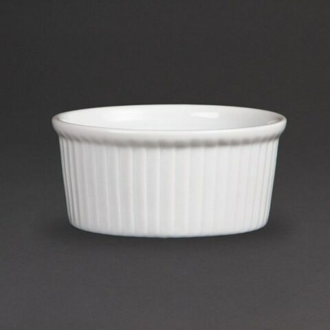 Olympia Auflaufförmchen 9cm 16cl (12 Stück)-Gastro-Germany