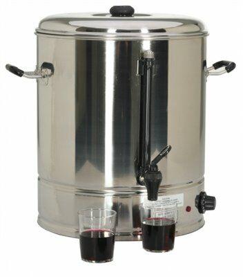 GGG Glühweinkocher elektrisch WB-30 Liter-Gastro-Germany