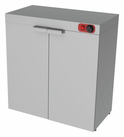 Wärmeschrank Kapazität für 120 Teller, Ø 350 mm-Gastro-Germany