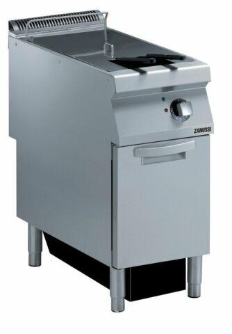 ZANUSSI Elektro Fritteuse EF9 1x23 L, 400V, 400 x 900 x 850 mm-Gastro-Germany