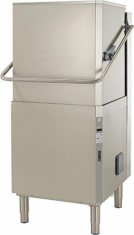 ZANUSSI Haubenspülmaschine H8 DD mit Spülmitteldosierer-Gastro-Germany